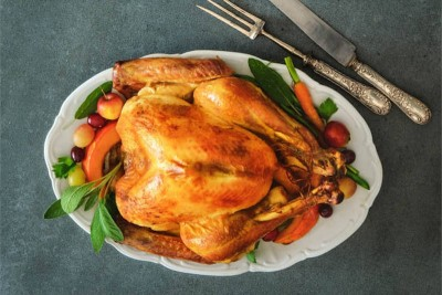 **Pre-Order** Stuffed Turkey (ready-to-cook, final weight: 2.25kg+) - Delivery: 24th Dec 2019 (2pm to 8pm)