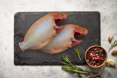 Premium Red Tilapia from FreshToHome Farms - Whole Cleaned