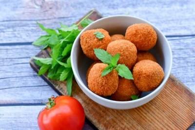 Parmesan Risotto Balls - Pack of 6