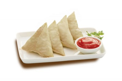 Mutton Samosas - Pack of 12