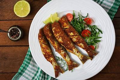 Marinated Kerala Sardine / Naadan Mathi (250g Pack)