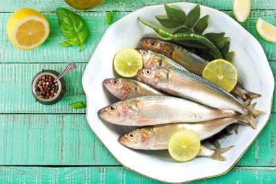 Kerala Sardine / Naadan Mathi / ಭೂತಾಯಿ - Whole (Not Cleaned and Cut)