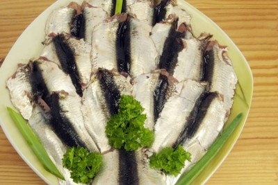 Tasty Sardine / Mathi / Tarli - Fillet Freshly Frozen (250g Pack)