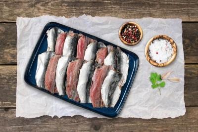 Tasty Sardine / Mathi / Tarli - Fillet Freshly Frozen (250g Pack)