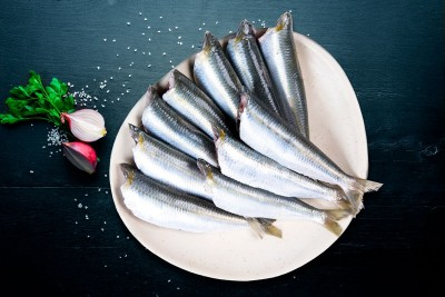 Premium Sardine / Mathi (Small) - Whole Cleaned