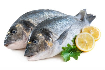 Sea Bream - Whole (As is without cleaning and cutting)