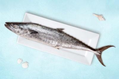 Seer Fish / Neymeen / Surmai / Vanjaram (750g to 2kg) - Whole