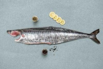 Seer Fish / Neymeen / Surmai / Vanjaram (750g to 2kg) - whole cleaned