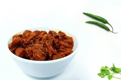 Preservative Free Malabar Seer Fish / Neymeen / Surumai / Vanjaram / Anjal Pickle - 100g pack