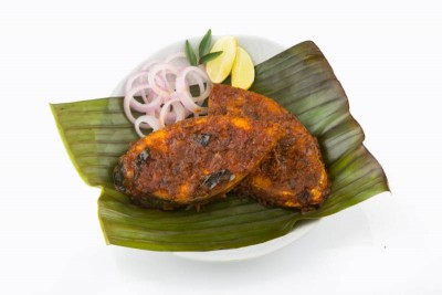 Seer Fish / Neymeen / Surmai / Anjal Pollichathu (cooked in banana leaf) - 190g to 220g pack