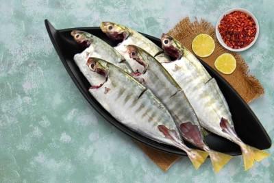 Shrimp Scad / Vatta Paara (Medium to Large) - Curry Cut