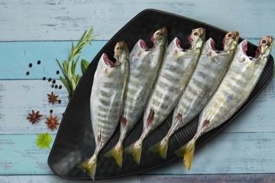 Shrimp Scad / Vatta Paara - Whole cleaned
