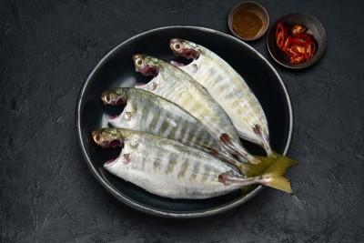 Shrimp Scad / Vatta Paara (Medium to Large) - Whole Cleaned