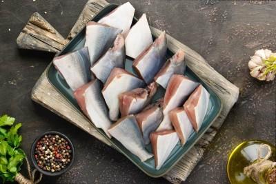 Silver Pomfret / Avoli (60g to 90g) - Curry cut