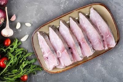 Silver Trevally / Kannadi Vatta - Steaks