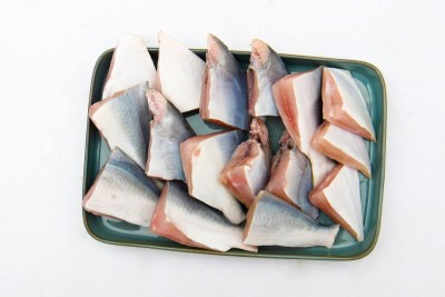 Silver Pomfret / Avoli (200g to 300g) - Curry cut