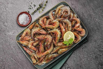 Small n Tasty Cocktail Prawns (300+ Count /kg)