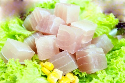 Sword Fish - Cubes (250g pack)