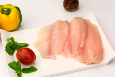 Juicy Indian Tilapia Fillet - 425g Pack (Freshly Frozen)