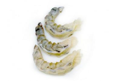 Kerala Flower Tiger Shrimp - Peeled & Deveined (PD) Meat