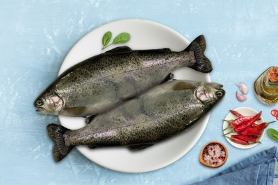 **Exclusive** Himalayan Trout - Whole Cleaned, Gutted