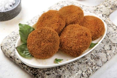 Yummy Tuna Fish Cutlets - Pack of 3 (130g to 160g)