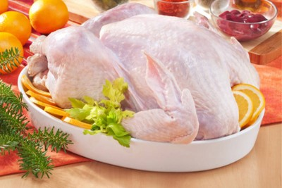 Turkey - Whole Bird (Final meat weight between 3kg to 4kg)