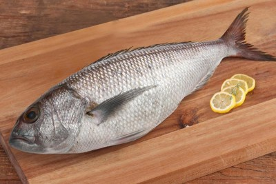 White Snapper / Vela Meen (Small) - Whole