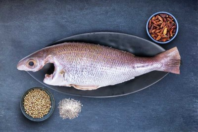 White Snapper / Vela Meen - Whole cleaned