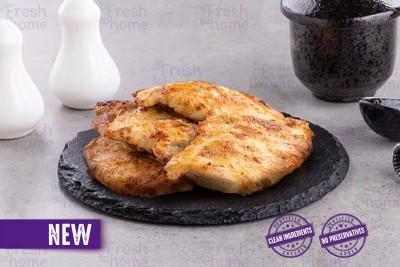 3 Cheese & Mixed Herbs Chicken/3 قطع دجاج مشوي بالجبن والأعشاب المختلفة (Pack of 250g)