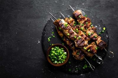 Gourmet Argentinian Lamb Skewers