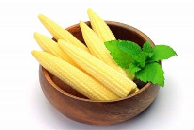 Baby Corn (TH) - Pack of 100g / ذرة مع هليون صغير