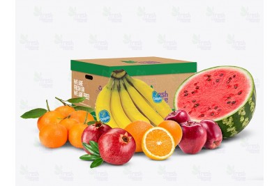 Basic Fresh Fruit Box - Approx 7kgs