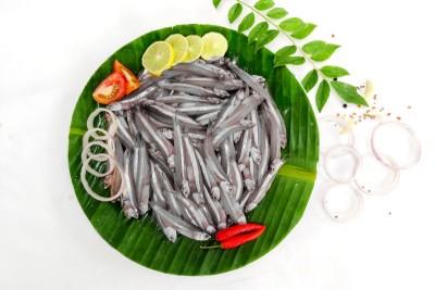 Black Anchovy / أنشوجة – أنشوفة سوداء صغيرة / Karutha Natholi / Dilis (Small & Crunchy)
