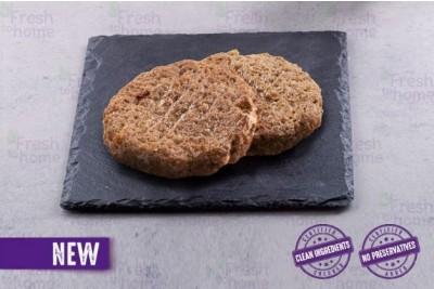 Cheese Stuffed Angus Burger /برجر انجوس محشو بالجبنة- Pack of 2