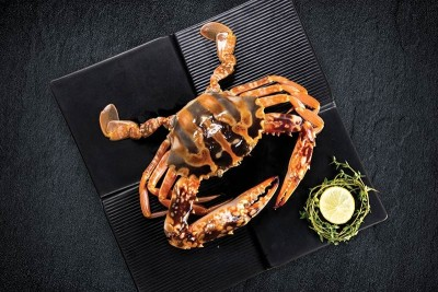 Sea Crab (Large 400g+) - Whole  (As is without cleaning and cutting)