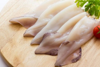 Cuttle Fish - Tube