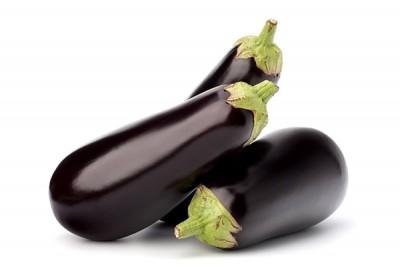 Organic Eggplant - Pack of 500g / باذنجان عضوي - عبوة 500 جم