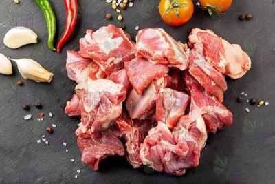 Premium Ethiopia Mutton - Curry Cut (Bone in)
