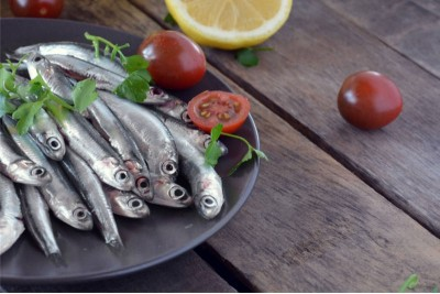 European Anchovy / Natholi - Whole