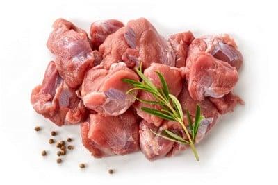 Supreme Low Fat Goat - Boneless Curry Cut