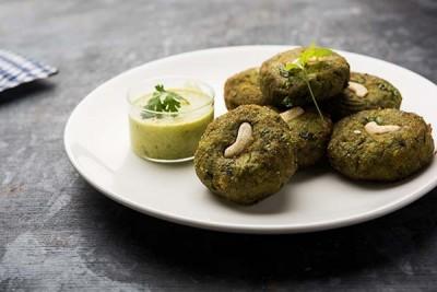 Gourmet Hara Bhara Kabab