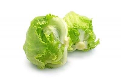 Lettuce Ice Berg - 1 Unit (300g)