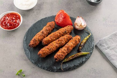 Gourmet Mutton Seekh Kebab / كباب لحم ضأن
