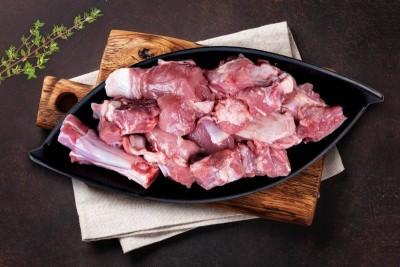 Premium Pakistan Mutton Curry Cut (Bone-in)