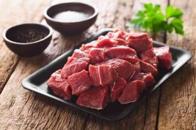 Red Meat Curry Cut Boneless (PK)
