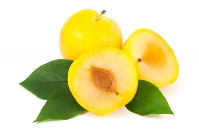 Plums Yellow (ES) - Pack of 6 / خوخ أصفر إسباني