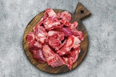 Red Meat Curry Cut Bone-in (PK)
