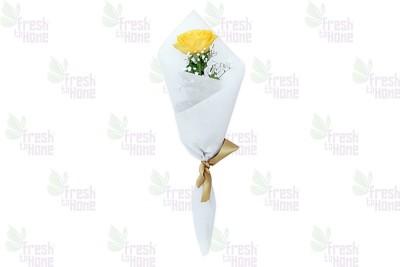 Rising Star (Yellow Rose)