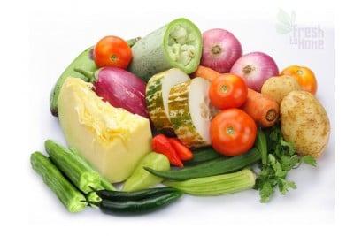 Sambar  Vegetable Mix